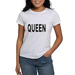 Queen (Front) Women's T-Shirt