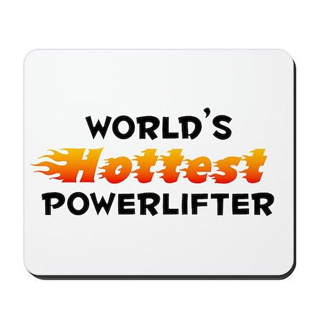 World's Hottest Power.. (B) Mousepad