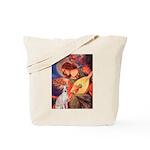 Mandolin / Ital Greyhound Tote Bag