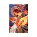 Mandolin / Ital Greyhound Sticker (Rectangle)