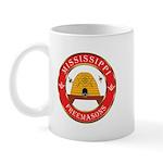 Mississippi Freemason Mug