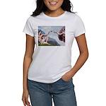 Creation / Ital Greyhound Women's T-Shirt