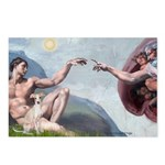 Creation / Ital Greyhound Postcards (Package of 8)