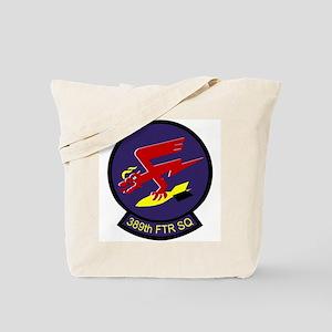 389th Fighter Squadron  Tote Bag