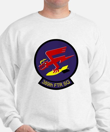389th Fighter Squadron  Sweatshirt