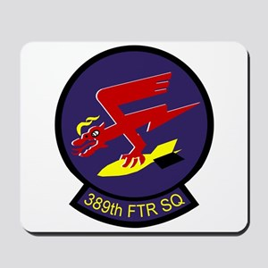 389th Fighter Squadron  Mousepad