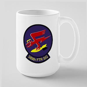 389th Fighter Squadron  Large Mug