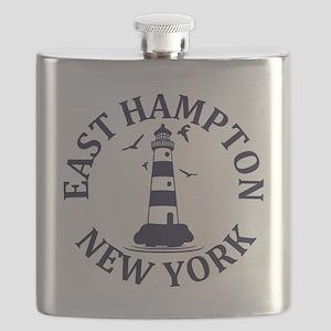Summer East Hampton- New York Flask