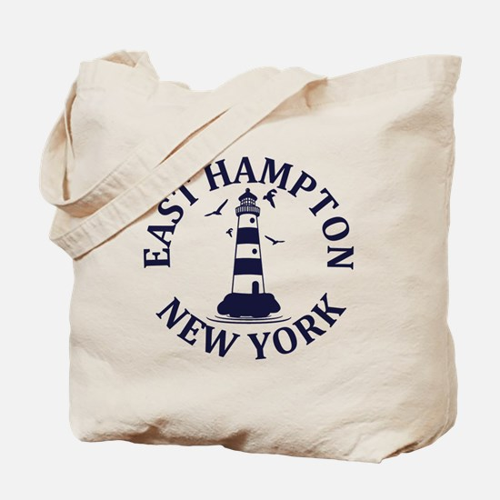 Summer East Hampton- New York Tote Bag