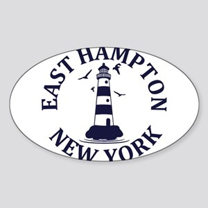 Summer East Hampton- New York Sticker