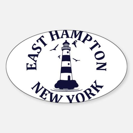 Summer East Hampton- New York Decal