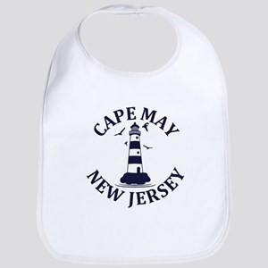 Summer cape may- new jersey Baby Bib