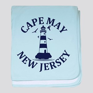 Summer cape may- new jersey baby blanket