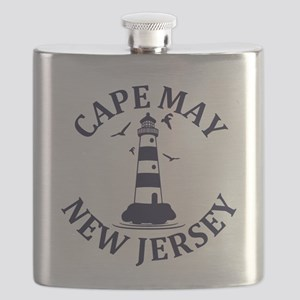 Summer cape may- new jersey Flask