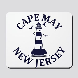 Summer cape may- new jersey Mousepad