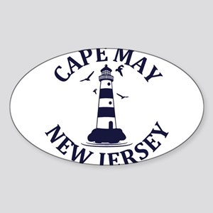 Summer cape may- new jersey Sticker