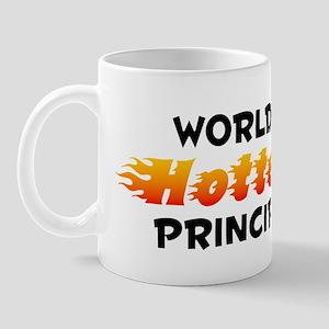World's Hottest Princ.. (B) Mug
