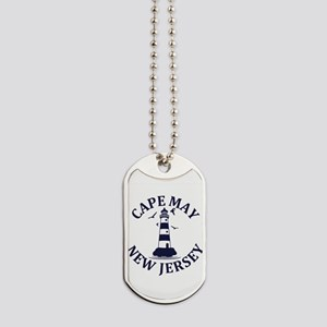 Summer cape may- new jersey Dog Tags
