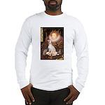 Queen / Italian Greyhound Long Sleeve T-Shirt