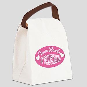 Wedding Canvas Lunch Bag