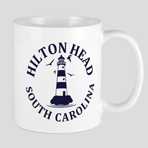 Summer hilton head- south carolina Mugs
