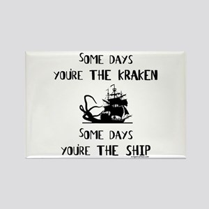 Some days the kraken, some days the ship Rectangle