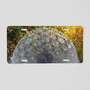 Fountain fantasy Aluminum License Plate