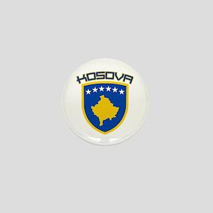 Kosova Coat of Arms Mini Button