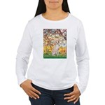 Spring / Italian Greyhound Women's Long Sleeve T-S