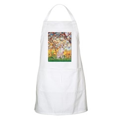 Spring / Italian Greyhound Apron