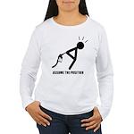 Assume the Position Women's Long Sleeve T-Shirt