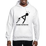 Assume the Position Hooded Sweatshirt