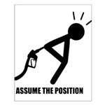 Assume the Position Small Poster