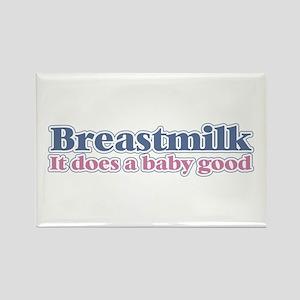 Breastmilk Rectangle Magnet