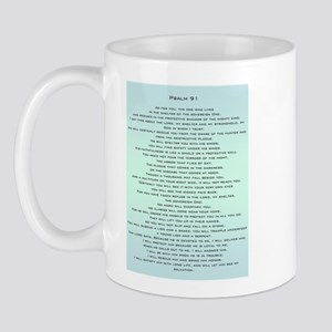 psalm 91 Mugs