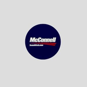 Senator Mitch McConnell 2008 Mini Button