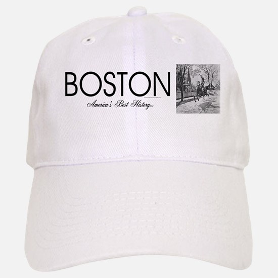 ABH Boston Baseball Baseball Cap