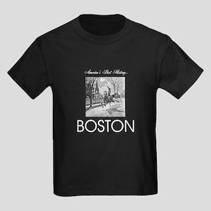 ABH Boston Kids Dark T-Shirt