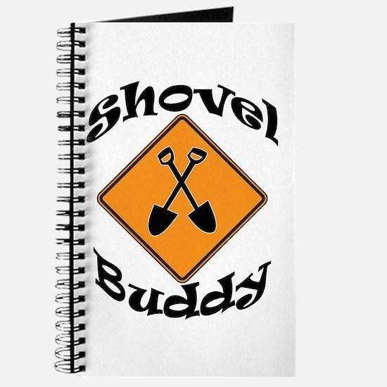 Shovel Buddy Journal