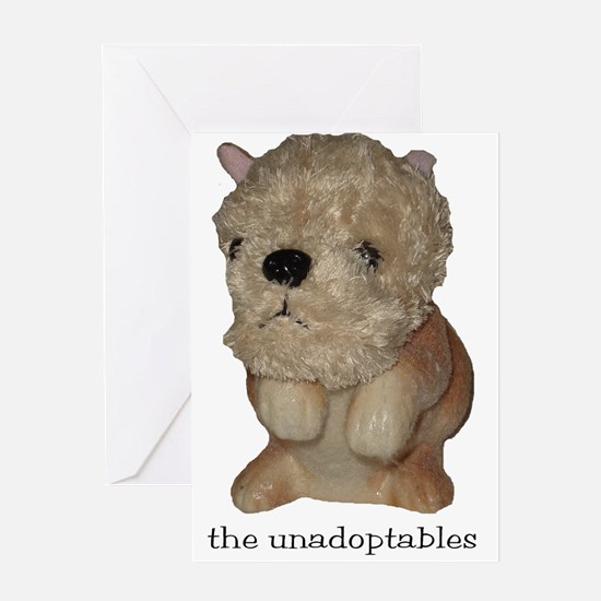 Unadoptables 2 Greeting Card