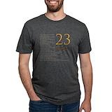 Psalms 23 Tri-Blend T-Shirts