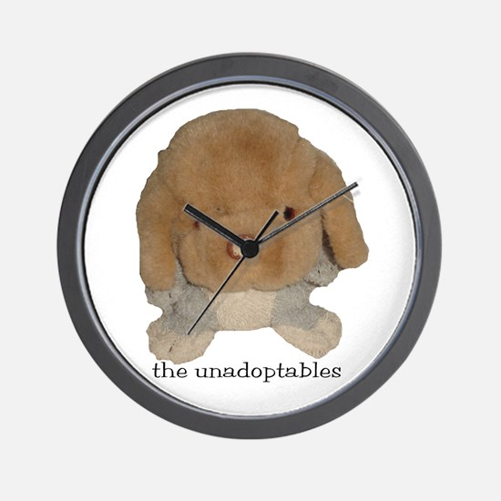 Unadoptables 3 Wall Clock