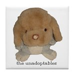 Unadoptables 3 Tile Coaster