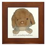 Unadoptables 3 Framed Tile