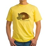 Unadoptables 4 Yellow T-Shirt