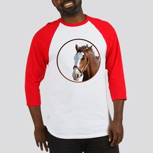 Helaine's Clydesdale Baseball Jersey