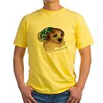 Unadoptables 5 Yellow T-Shirt