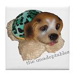 Unadoptables 5 Tile Coaster