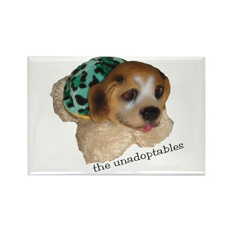 Unadoptables 5 Rectangle Magnet (10 pack)