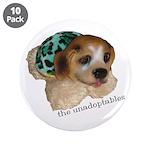"Unadoptables 5 3.5"" Button (10 pack)"